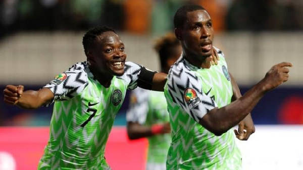 Nigeria is 4 times AFCON winners
