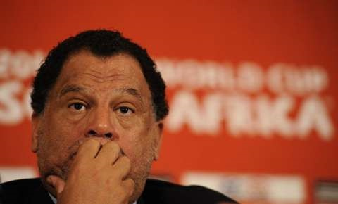 South African Football Association president Danny Jordaan