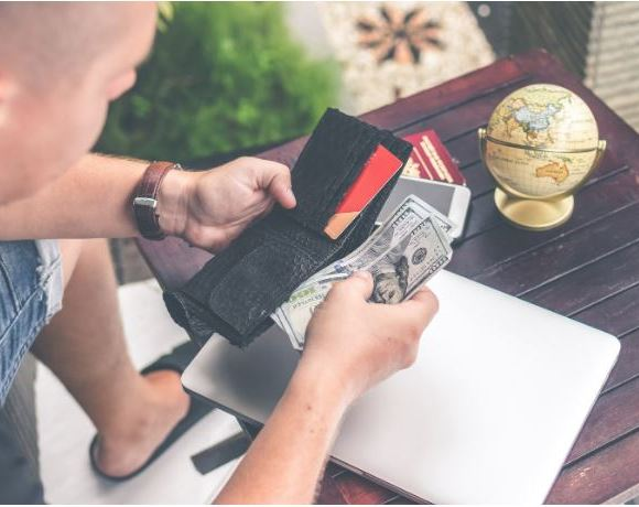 Money management and wallet