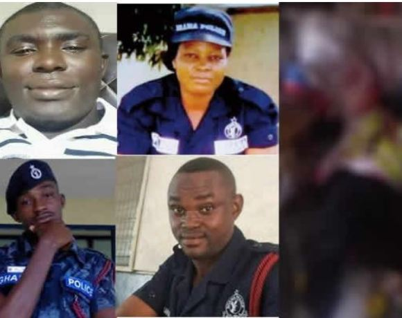 These officers were killed between July and August 2019