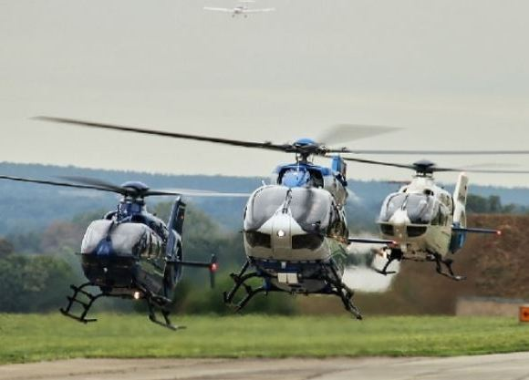 helicopters and choppers