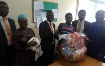 Mary Arthur, 24, could not be discharged from the hospital over a GHc400 debt
