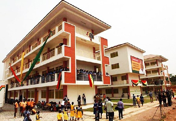 John Mahama government resolved to build 200 Community Day SHS across the country