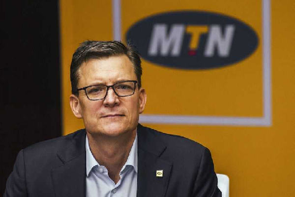 Rob Shuter, MTN Group President and CEO