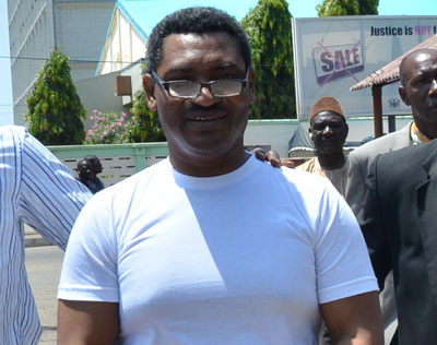 'Sodomy' doctor uses his power for good at UCC's Nsawam prison campus