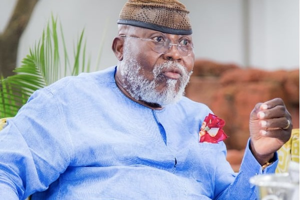 Don't make politics your stepping stone - Nyaho Tamakloe to youth