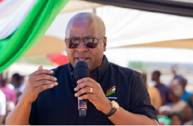 John Mahama, Ghana Political News Report Articles