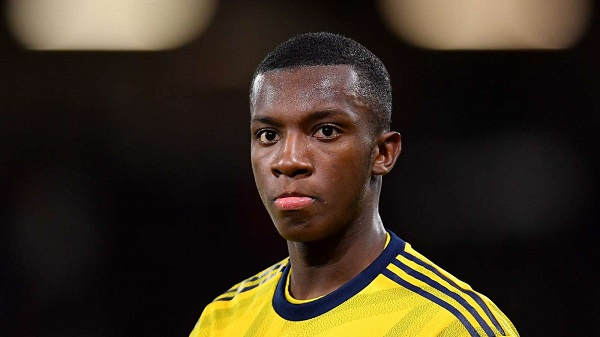Nketiah, Saka and England wonderkids who could play for African teams