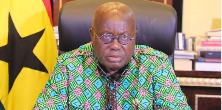 Akufo-Addo public address