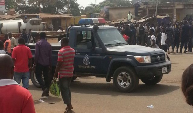 Police-1, Ghana Political News Report Articles