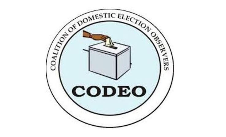 CODEO, Ghana Political News Report Articles
