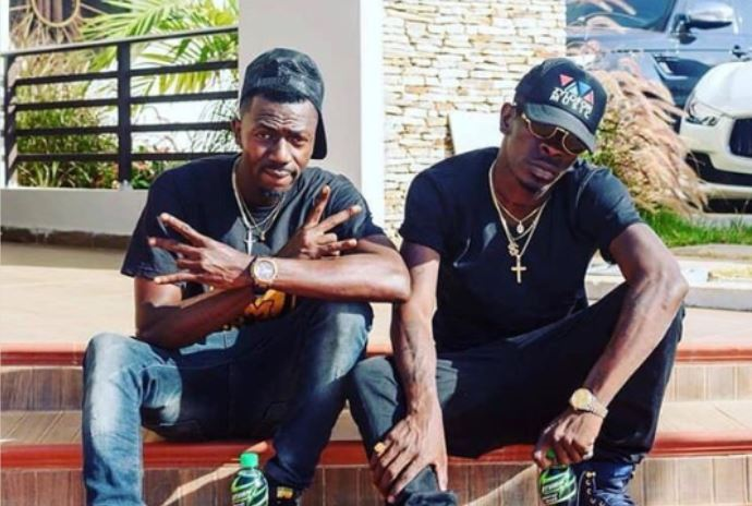 Shatta and joint 77