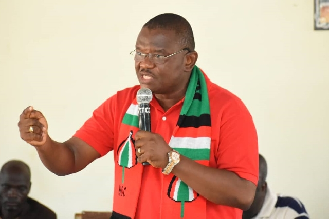 Sylvester Mensah aka Sly, Ghana Political News Report Articles