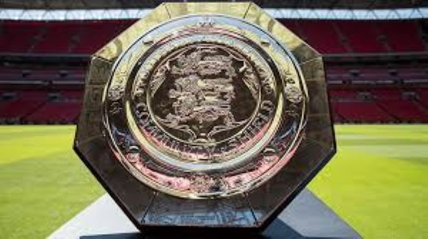 The Community Shield will take place at Wembley on Saturday August 29