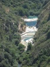 The pools of Cavagrande