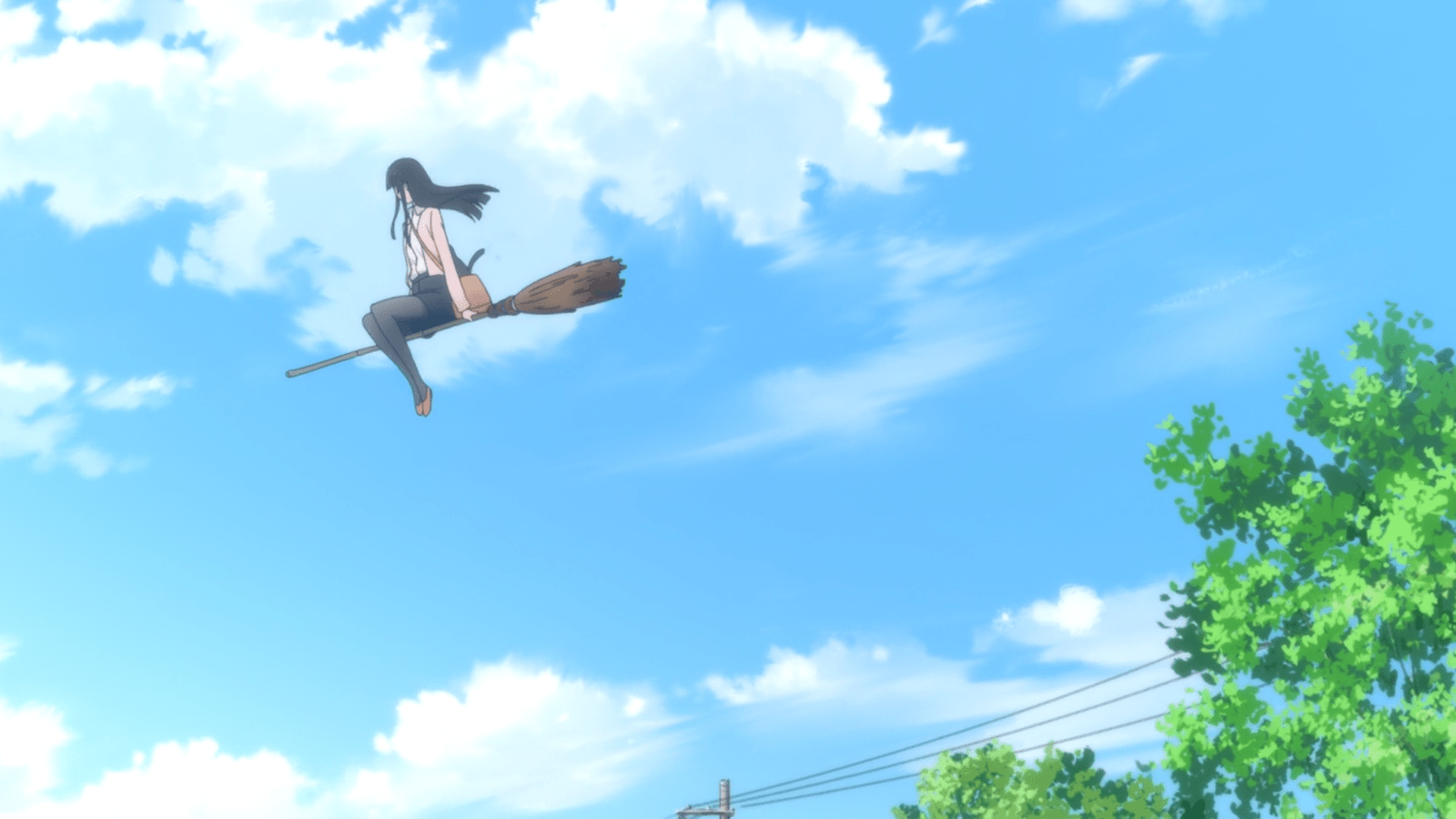 Image result for flying witch