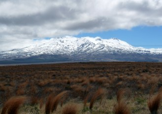 Mt Ruapehu / Desert Road
