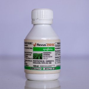 Revus 250SC is a fungicide for the control of Downy Mildew in Roses and other Ornamental Crops.