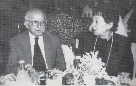 Pinhas y Eugenia Czerniak (1987)