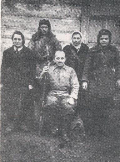 P. Czerniak (1943-1944) , partisano antinazi