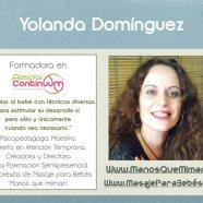 Colaboradores de la formación: Yolanda Domínguez