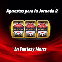 Apuestas para la Jornada 2 en LaLiga Fantasy Marca