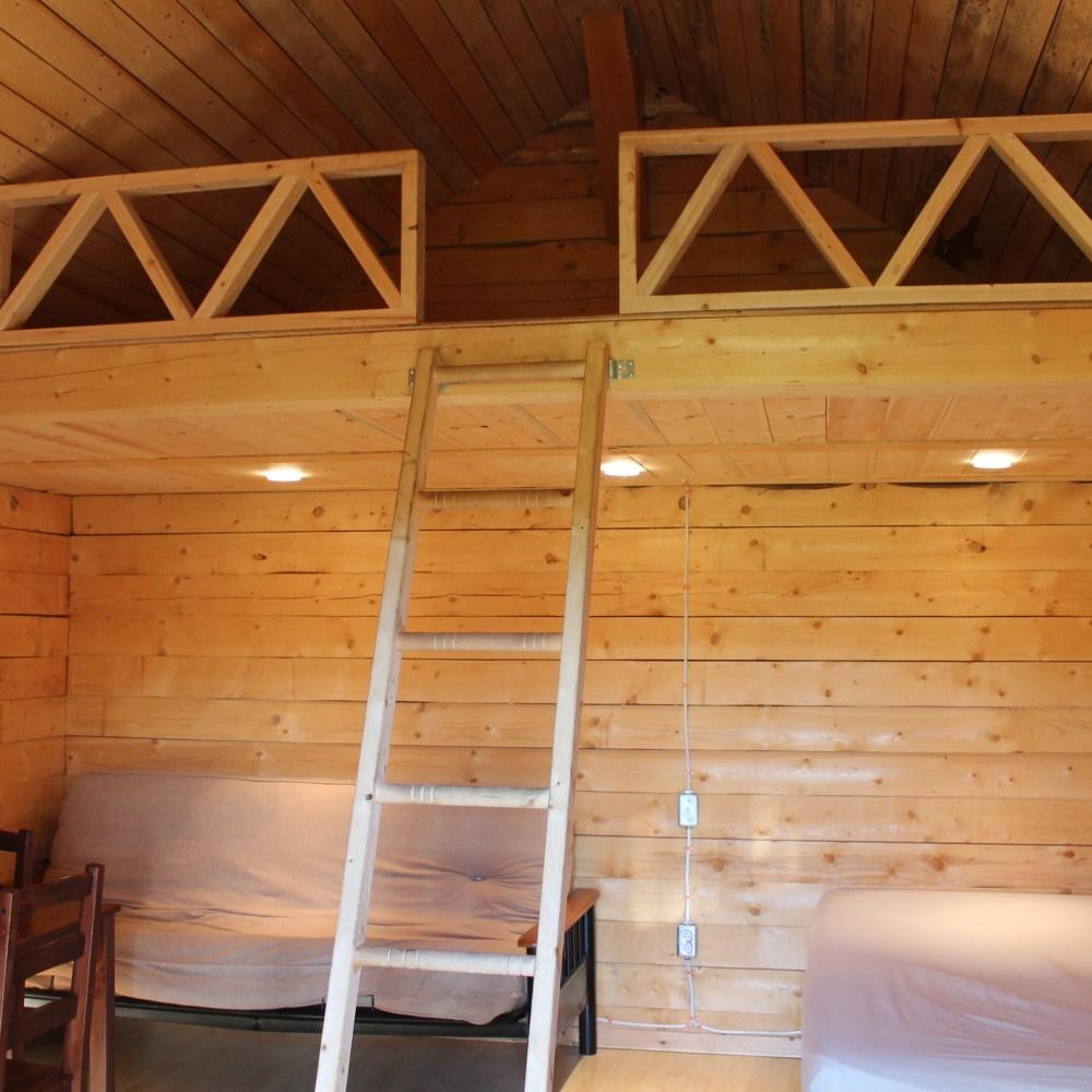 Large Cabin interior 1