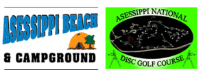 Asessippi Beach Campground and National Disc Golf Course
