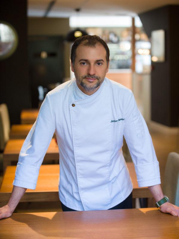 Chef Javier Montero
