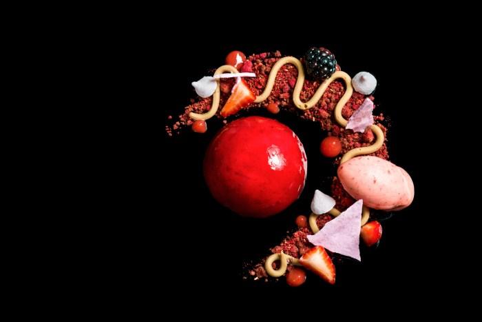 Fotografía de producto gastronómico para restaurante A Maceta.