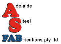 Adelaide Steel Fabrications Logo