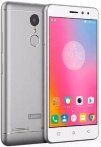 Smartphone Lenovo K6 Power, Desain Full Metal, dan Pembaca Fingerprint
