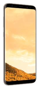 Smartphone Samsung Galaxy S8, Futuristik dengan Layar Melengkung