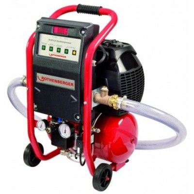 Оборудование для проведения работ по чистки теплообменников и котлов