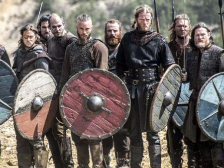 Викинги на поле боя