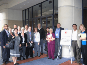 IMF Support Group Leaders Attending ASH 2015