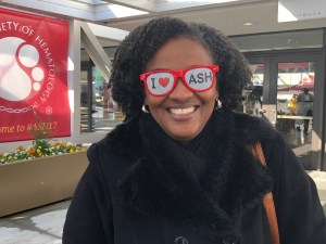 Tiffany Williams, American Society of Hematology 59th Annual Meeting, ASH 2017