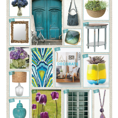 April Design Board