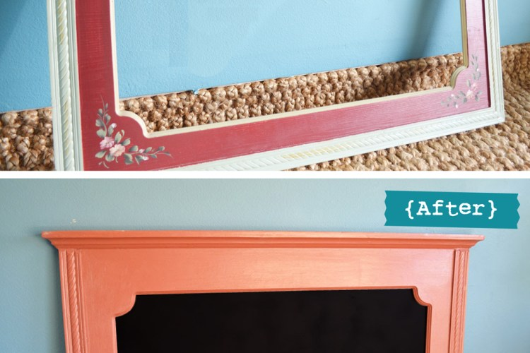 Before+After: Chalkboard