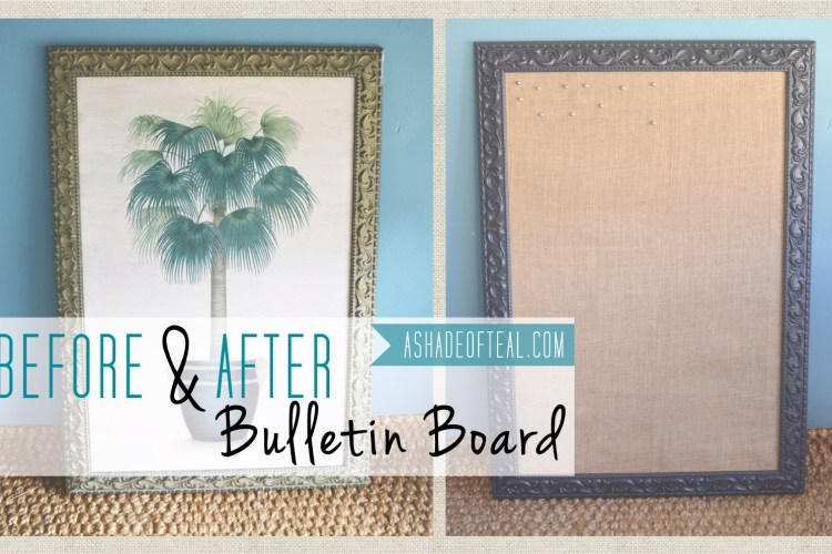 Before+After: Bulletin Board