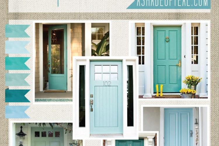 Redo: Front Door {Inspiration}