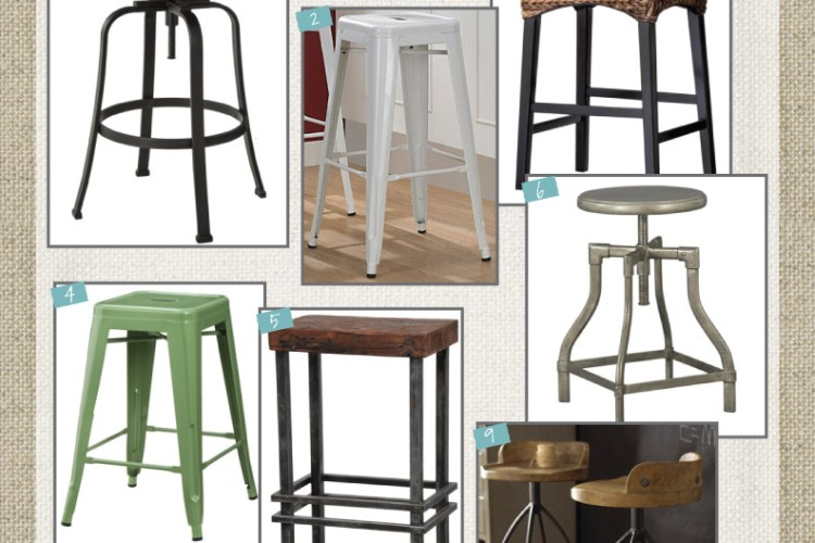 Picking A Barstool