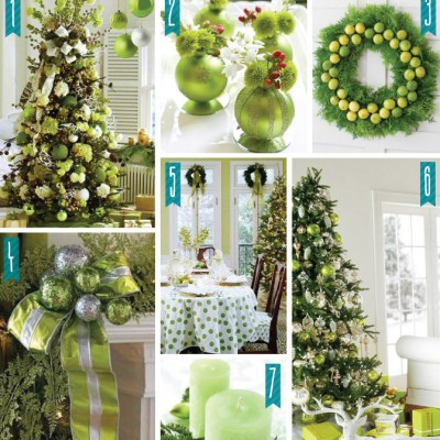 Color Series {Holiday Edition} Lime
