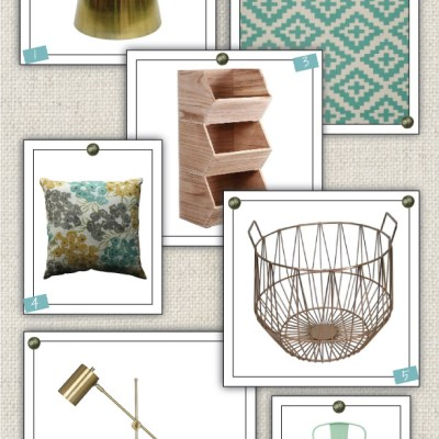March {2016} Design Board