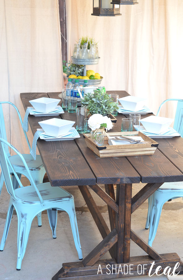 These chairs ... & Finding the Perfect Chairs for a Rustic Farmhouse Table
