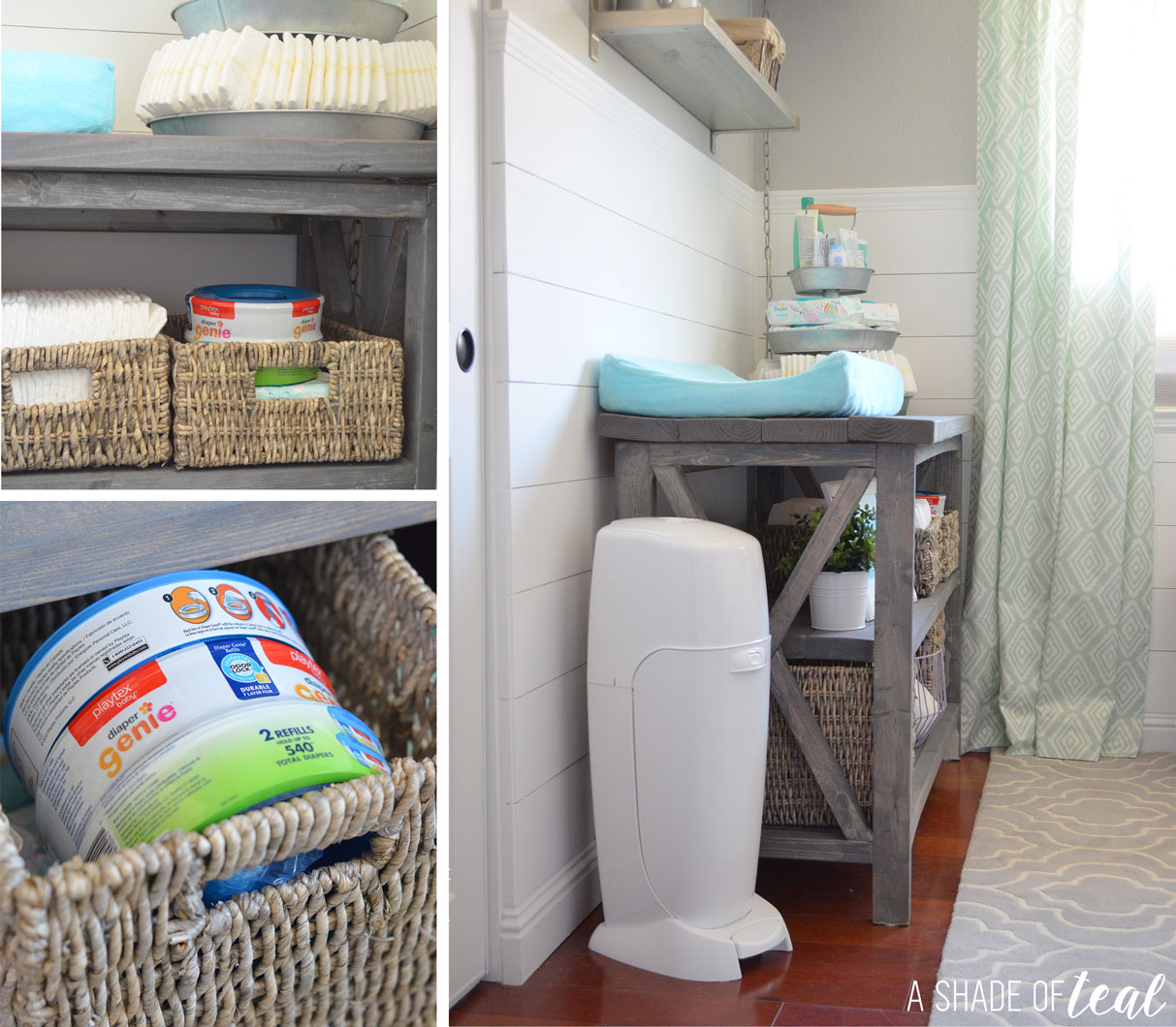 Create the Perfect Baby Changing Station, Plus a Checklist
