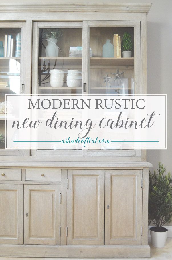 Iu0027m Back To Share More Details Of My Modern Rustic Dining Room. Last Week I  Showed You My New Balustrade Dining Table (HERE), Today Iu0027ll Be Featuring My  New ...