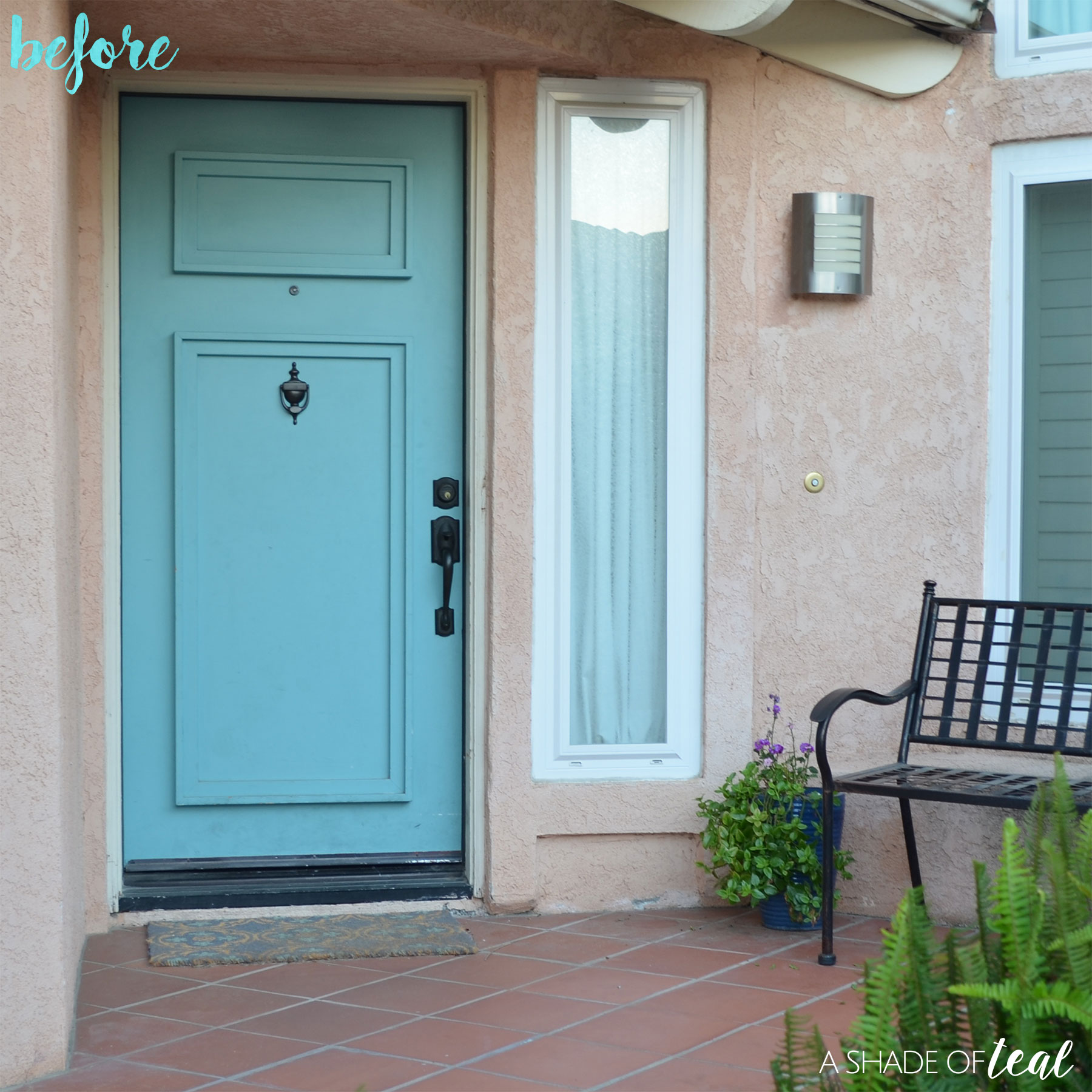 Spring Front Door Refresh With Dunn-Edwards