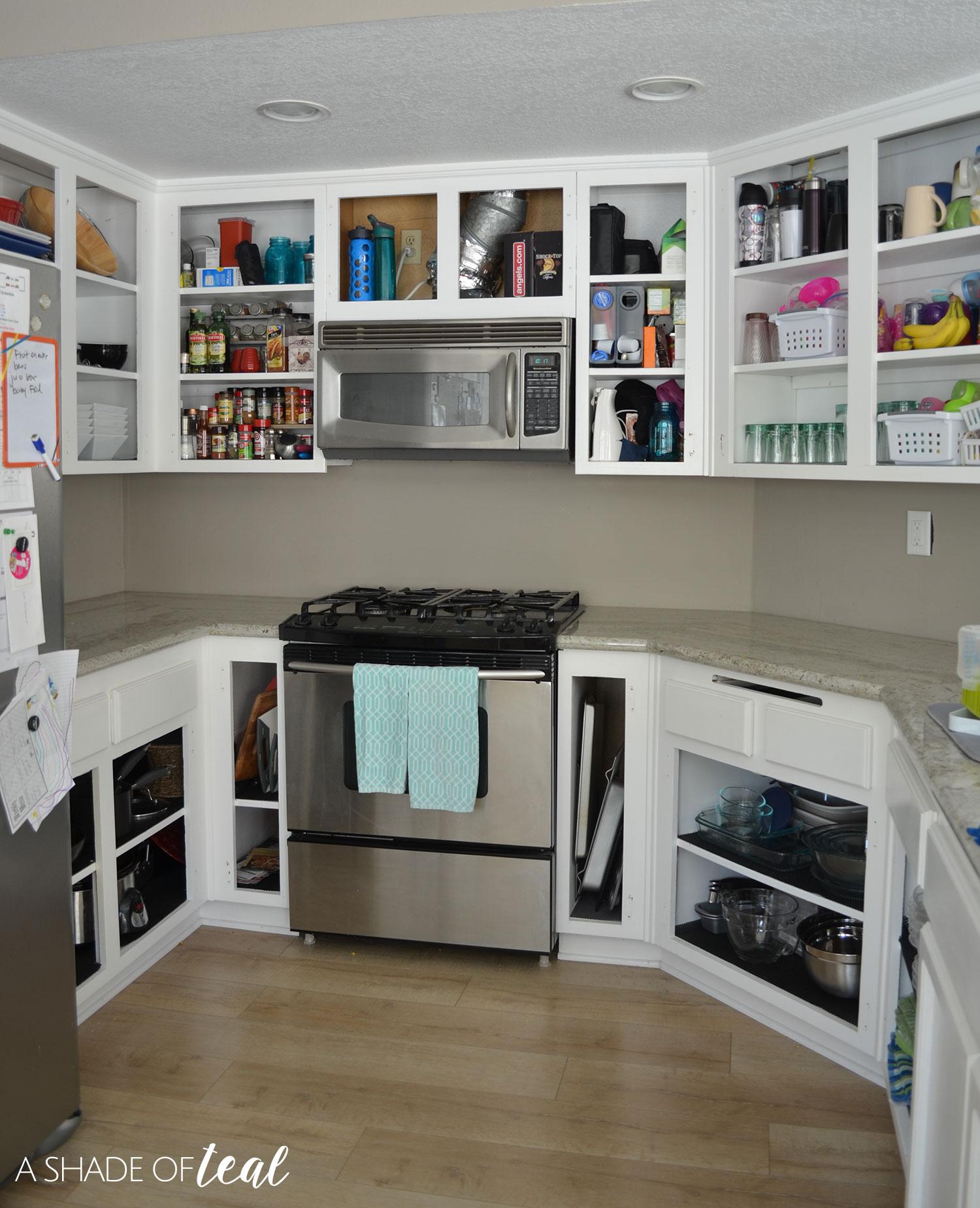 Modern Kitchen Makeover: Modern Rustic Kitchen Makeover // ORC Week-2: Inspiration
