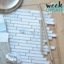 Modern Rustic Kitchen Makeover // ORC Week-3: Progress!
